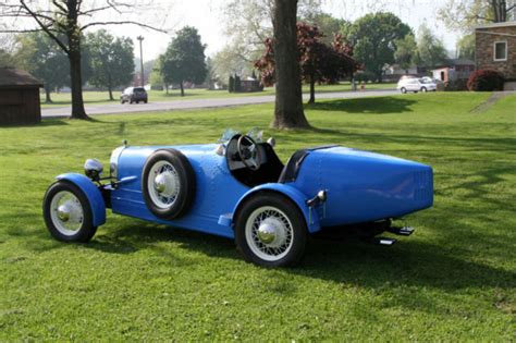 Bugatti Replica Kit Car, Vw Chassis, Fresh Sympathetic