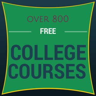 college courses  leading universities