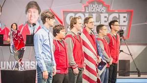 League of Legends college championship final recap