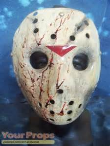 Jason X Hockey Mask