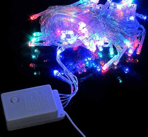 ip65 led christmas tree lights string fairy lights 10m 6w