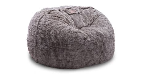the lovesac the bigone bean bag from lovesac popsugar family