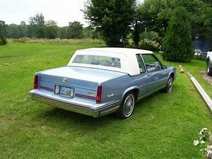 Sell Used 1988 Cadillac Deville Base Coupe 2