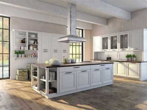hotte moderne cuisine hotte industrielle et professionnelle 57 modèles adaptés
