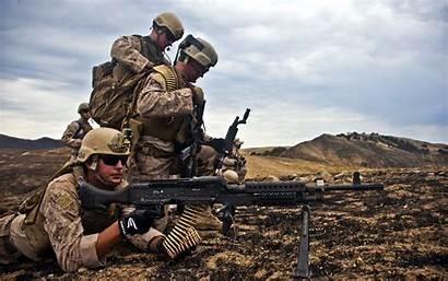 Marine Corps States United Reconnaissance 1st Battalion
