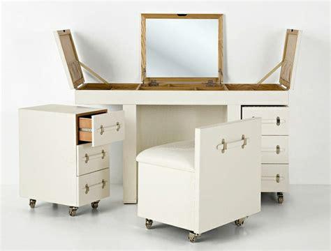 lit mezzanine avec bureau ikea coiffeuse avec miroir 40 idées pour choisir la