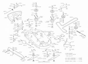 Dixon Speedztr 36  2006  Parts Diagram For Mower Deck