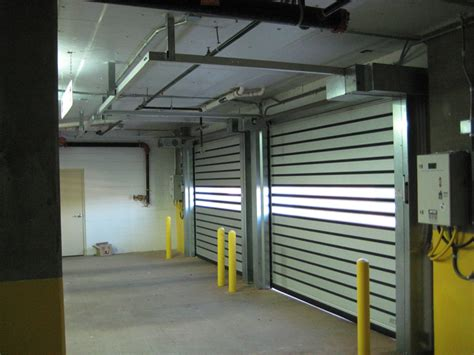 rytec  headroom doors interior tech seattle portland