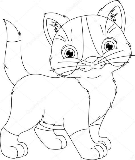 Kitens Kleurplaat by Kleurplaat Kittens