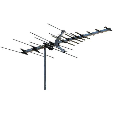 winegard 45 mile range indoor outdoor hdtv hi vhf antenna hd7694p the home depot