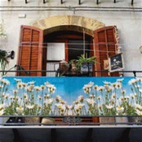 Brise vue du00e9coratif pour le balcon - Tenue du0026#39;Jardin