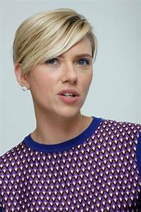 SCARLETT JOHANSSON at Avengers: Age of Ultron Press ...