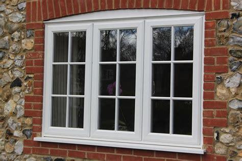 project white wood effect georgian upvc windows upvc windows house windows