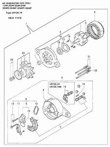 Wiring Diagram Kubota Alternator