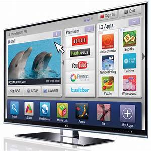 Lg Makes A Dash For Tv Apps  U2022 The Register