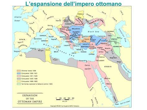 espansione impero ottomano ppt storia delle relazioni internazionali dal sistema