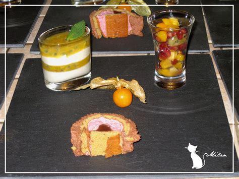 idee assiette gourmande dessert dessert de no 235 l verrine mousse ivoire et gel 233 e recette