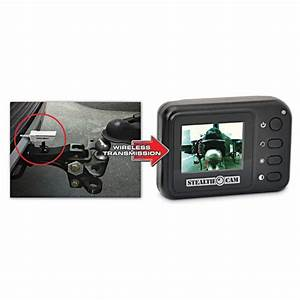 Stealth Cam Wireless Backup Camera System