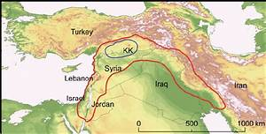 Fertile Crescent And  U201ccore Area U201d Of Plant Domestication Within The