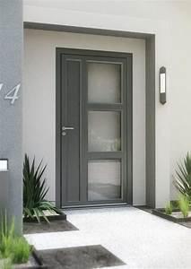 fiche technique porte d39entree pvc eco concept habitat With porte d entrée pvc