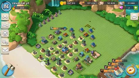 foto de Boom beach Headquarters level 14 base design YouTube