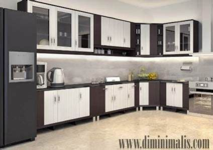 design kitchen set minimalis modern desain kitchen set minimalis yang cantik untuk dapur rumah 8631