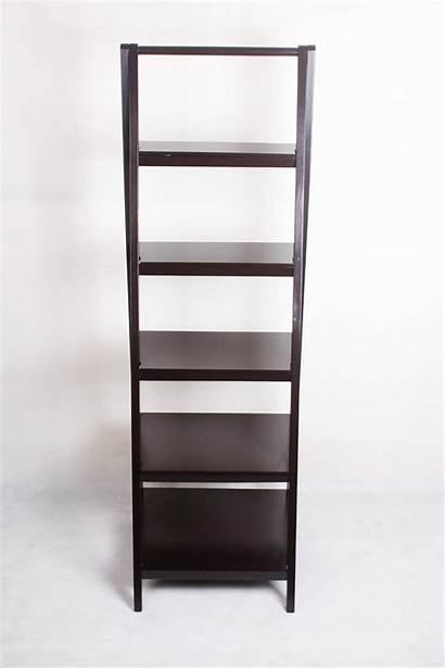 Ladder Tier Bookshelf
