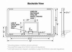 basketball backboard measurements - DriverLayer Search Engine