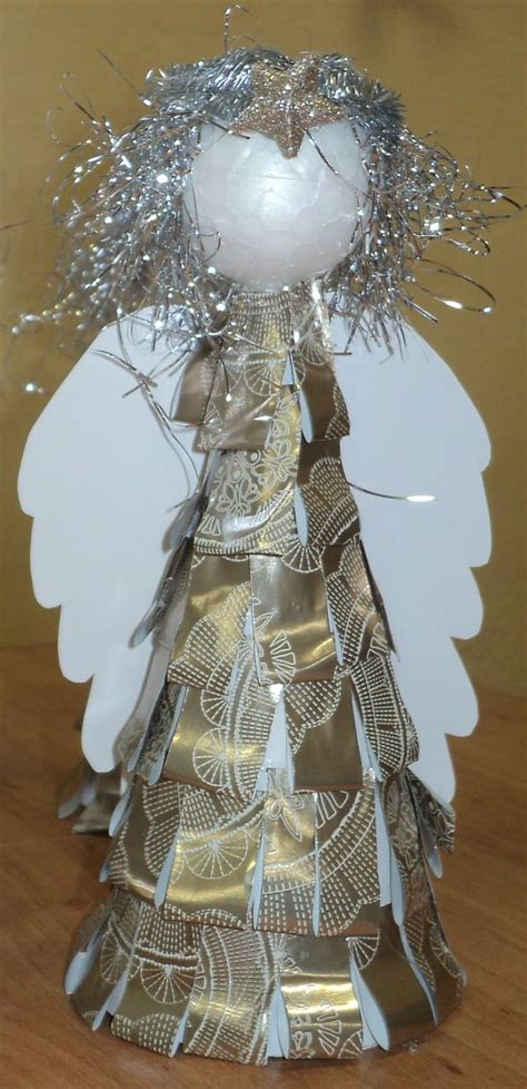 images  angel crafts  pinterest wings