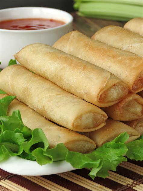 rolls rolls lumpia rolls recipe dishmaps