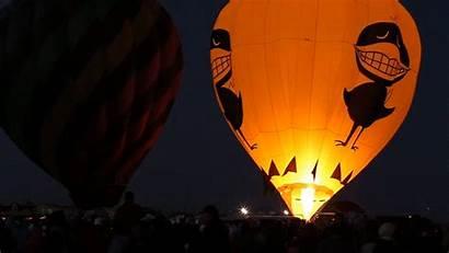 Air Balloon Fire Gifs Cinemagraph Convection Heat