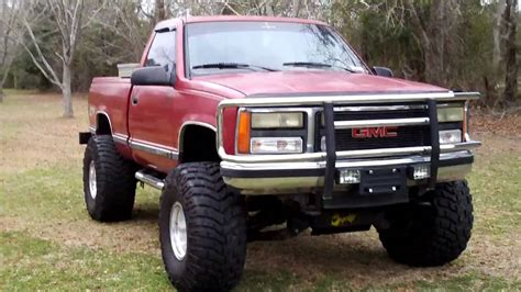 gmc sierra  mt baja claws lifted sold youtube