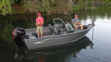 Lund Boats New by New 2018 Lund Boats Impact Walkthrough