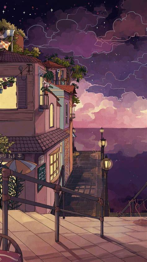 pretty cool bruv in 2020 anime scenery locked wallpaper
