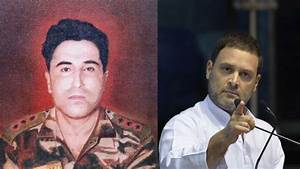 I salute the brave son of India: Rahul Gandhi pays tribute ...