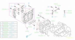 2019 Subaru Brz Engine Cylinder Head Gasket  System