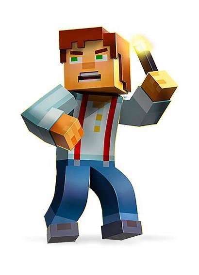 Minecraft Character Oc Jesse Boy Mode Story