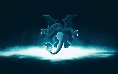 Pokemon Charizard Wallpapers Desktop Dragon Background Mega