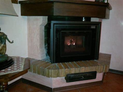 camini termici a legna inserto pellet focolari legna impianti solari termici