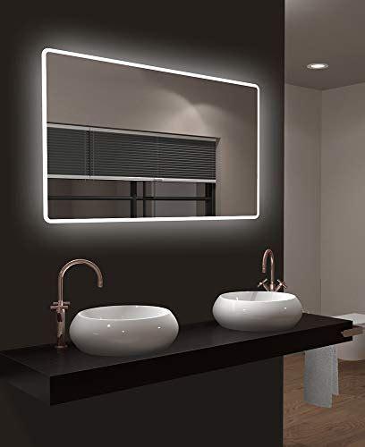 Moderne Led Badspiegel by Badspiegel M 246 Bel24