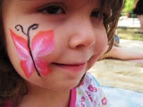 Simple Face Painting Designs for Beginners