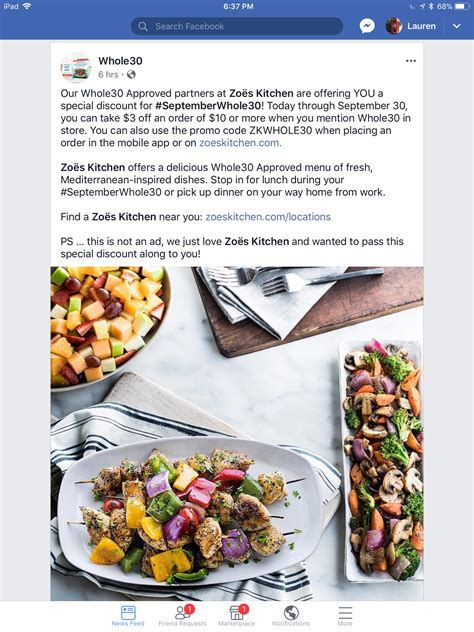 zoes kitchen menu  besto blog
