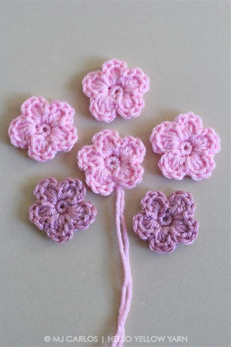 17+ Best Ideas About Crochet Flower Tutorial On Pinterest