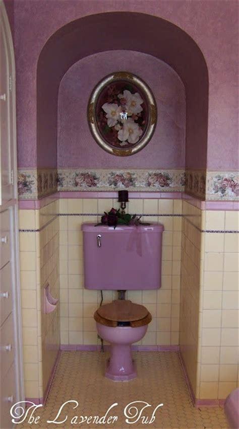 images  lavender bathrooms  pinterest pink