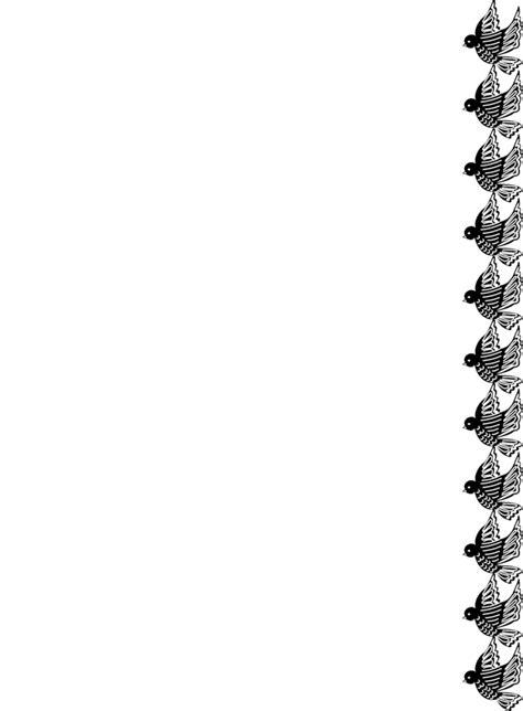 printable borders full page designs cake