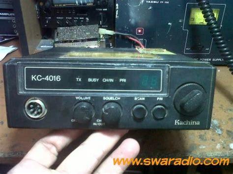 jual rotator yaesu dijual radio kachina kc 4016 swaradio