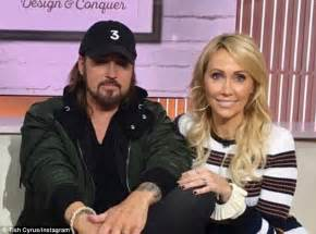 Billy Ray Cyrus escorts daughter Brandi to CMT Awards ...