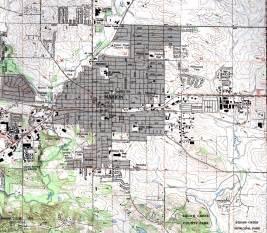 Marion City Iowa Map