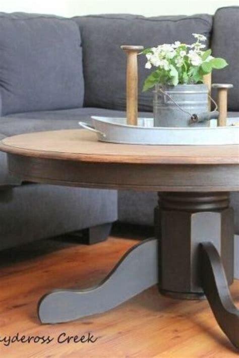 As soon as i saw it, i knew it would be our new coffee table. DIY Upcycled Farmhouse Coffee Table Makeover Idea in 2020   Coffee table makeover, Furniture ...