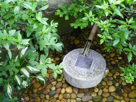 japanese water fountains indoor design ideas
